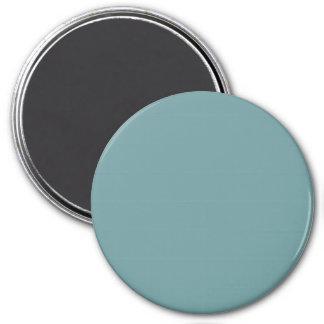 Dark Seafoam Blue Sea Foam Green Color Trend Magnet