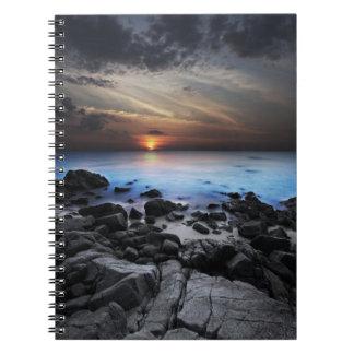 Dark Seaview Notebook