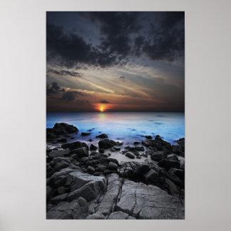 Dark Seaview Poster