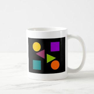 Dark Secondary Classic White Coffee Mug