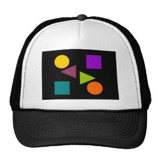 Dark Secondary Trucker Hat