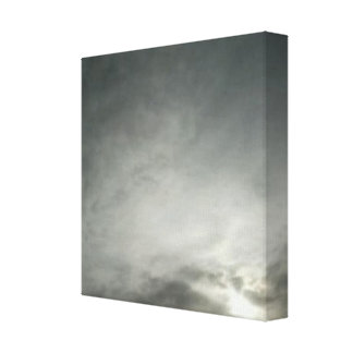 dark shades canvas print