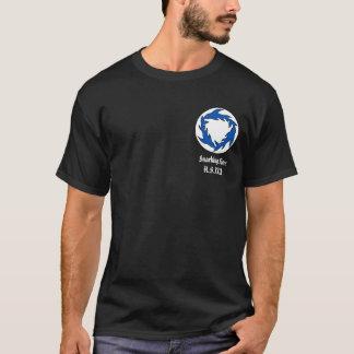 Dark Sharc Lapel t-shirt