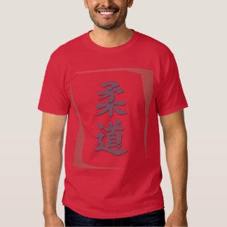 Dark shirt Judo