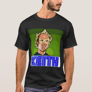 Dark Shirt Pixel Keith