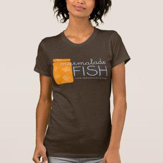 *DARK SHIRTS* de los pescados de la mermelada Playera