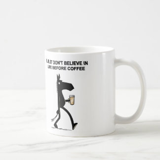 Dark Side of the Horse Coffee Mug #2