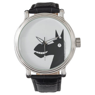 Dark Side of the Horse Wristwatch