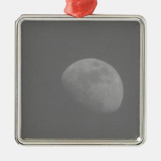 Dark Side of the Moon Metal Ornament