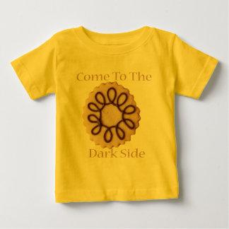 Dark Side sugar cookie Baby T-Shirt