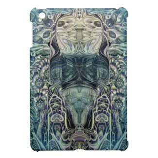 DARK SILK CASE FOR THE iPad MINI
