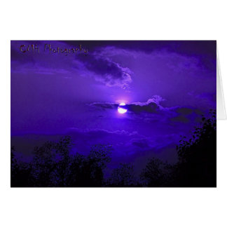 Dark Skies Card