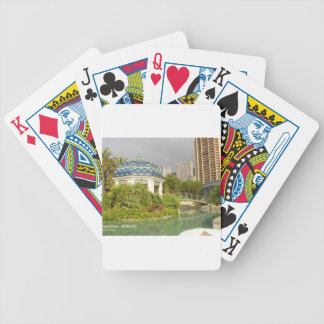 Dark Skies - Monaco Bicycle Playing Cards