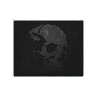 dark Skull canvas