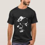 Dark Skull Gothic T-Shirt