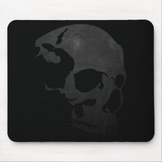 dark Skull mousemat Mouse Pad