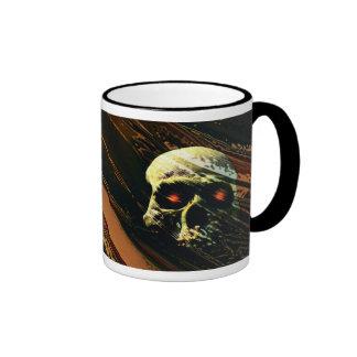 Dark Skull Mugs