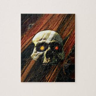 Dark Skull Jigsaw Puzzles