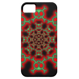 Dark Skull Swarm iphone 5 barely there case iPhone 5 Cases