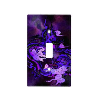 Dark Sky Dragon Light Switch Cover