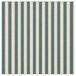 [ Thumbnail: Dark Slate Gray & Beige Pattern Fabric ]