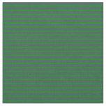 [ Thumbnail: Dark Slate Gray & Green Colored Pattern Fabric ]