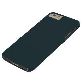 Dark Slate Grey Tough iPhone 6 Plus case