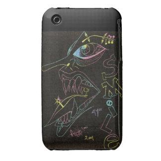 Dark Smile iPhone 3 Case-Mate Cases