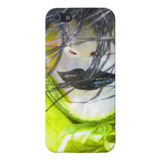 Dark Smile iPhone SE/5/5s Case