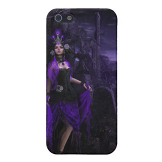 Dark Sorceress Cover For iPhone SE/5/5s
