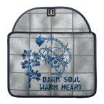 Dark Soul Skull Sleeve For MacBooks