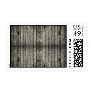 Dark Spooky Wood Texture Stamp
