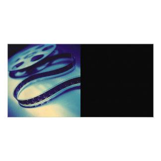 Dark Spool of Film Card