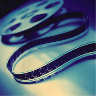 Dark Spool of Film Statuette