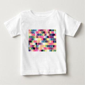 Dark squares baby T-Shirt