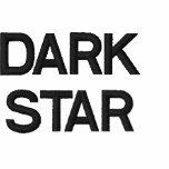 DARK STAR - Customized Embroidered Hoody