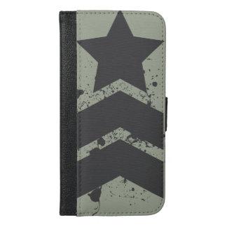 Dark Star iPhone 6/6s Plus Wallet Case