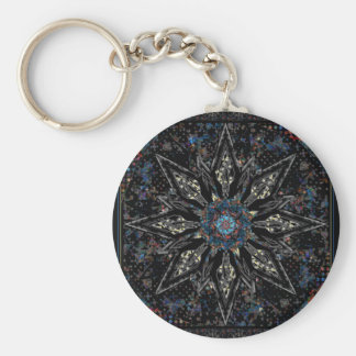 Dark Star Keychain