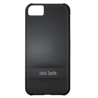 Dark Steel Knight Metal Look iPhone 5 Case