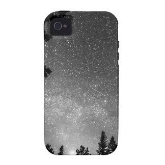 Dark Stellar Universe iPhone 4 Cover