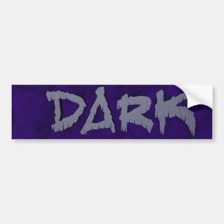 DARK Sticker