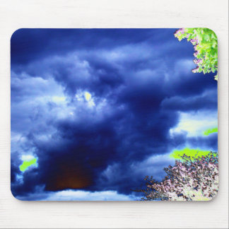 Dark Storm by KLM Mouse Pad