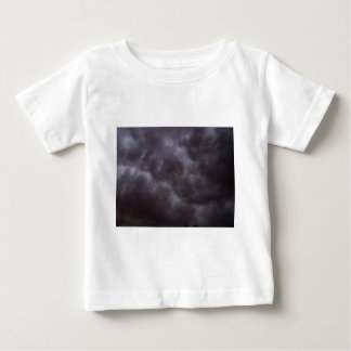 Dark Storm Clouds Baby T-Shirt