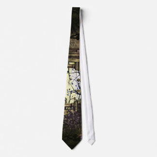 Dark Subject Neck Tie