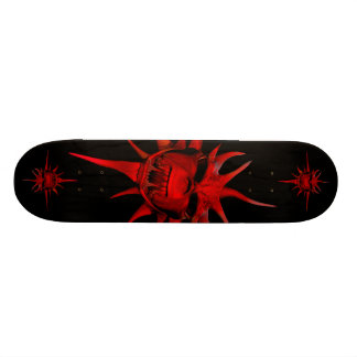 Dark Sun Skate Board