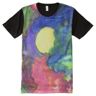 Dark Sunrise All-Over-Print T-Shirt