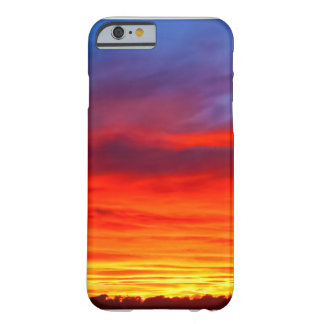 Dark Sunset iPhone 6/6s, Barely There Barely There iPhone 6 Case