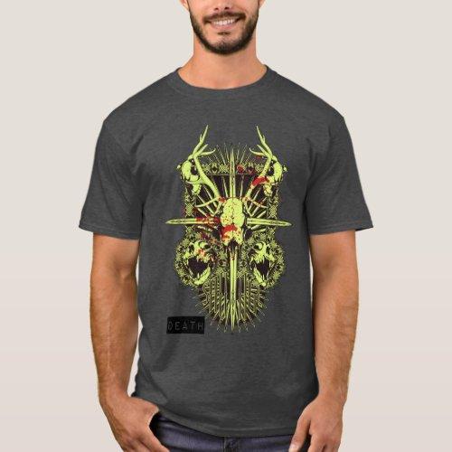 Dark T_shirt for men
