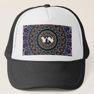 Dark Tapestry Kaleidoscope Trucker Hat