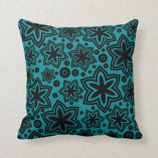 Black Star Design Pillows - Decorative & Throw Pillows Zazzle